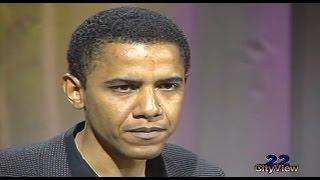 Shocking 1995 Video Surfaces Of Obama Revealing Who He REALLY Is [Video] | Documentary