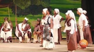 Coverage on Yekake Wordewet theater - Part 02 of 04 - Semonun Addis  | TV Show