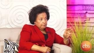 Portrait of A remarkable leader Dr. Debrework Zewdie on Helen Show Season 09 Episode 06 | Talk Show