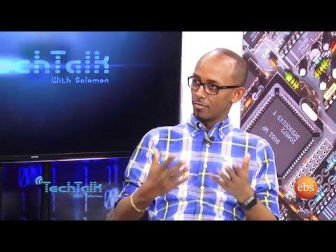Interview with Comedian  Meskerem Bekele - TechTalk Solomon - Part 02  | Talk Show