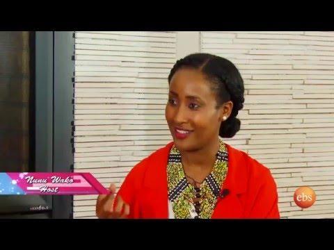 Interview with Film Maker Mekonnen Michael - Nunu Wako Show | Talk Show