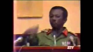 The Former Ethiopian President Mengistu Hailemariam's historic video [ FULL ]