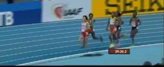 GOLD And BRONZE For Ethiopia ! TIRUNESH DIBABA