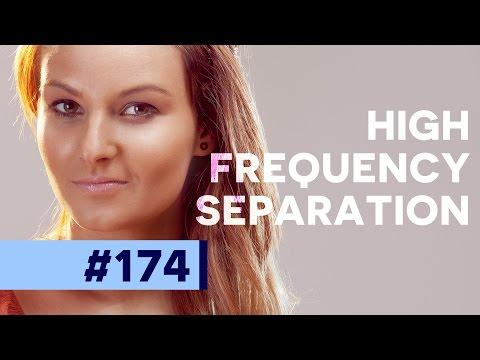 Learn High Frequency Separation in 10 Minutes   Educational