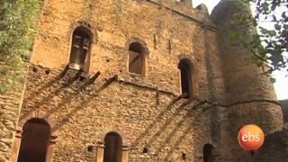 Gonder and  the Castle of Aste  Fasil / Discover Ethiopia