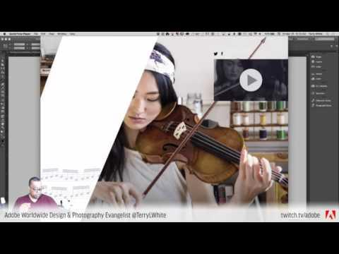 How To Create An Interactive EPUB With Adobe InDesign CC | Tutorial