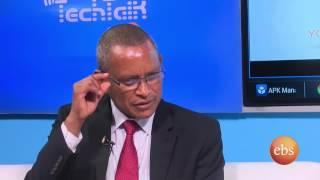 Special Show From ICT EXPO in Addis Ababa, Ethiopia - Part 1 - TechTalk with Solomon Season 11 Episo