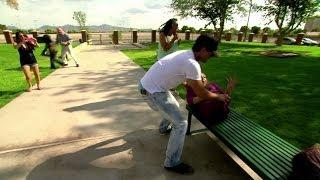 Criss Angel BeLIEve: Criss Rips Bodies Apart (On Spike)