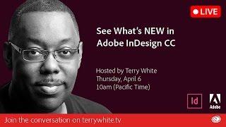 What's NEW in Adobe InDesign CC 2017? | Educational