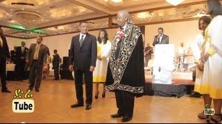 Mahamud Ahmed: 50th year anniversary of his musical careers at Sheraton Addis Hotel