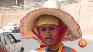 Coverage on  Public Restrooms Around Addis Ababa on Semonun Addis   TV Show
