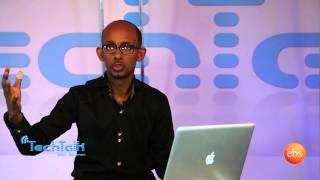 Episode 1 TechTalk With Solomon on EBS   3 29 2013 PART 2