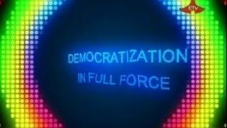 Democratization In Full Force Jun 02 / 2014