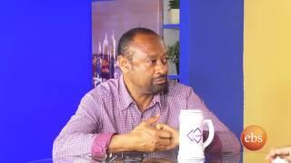 Interview with artist Tilahun Gugsa - Part  1 | Enchewawet  Talk Show