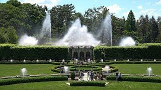 Longwood Gardens, Pennsylvania, USA in 4K (Ultra HD)