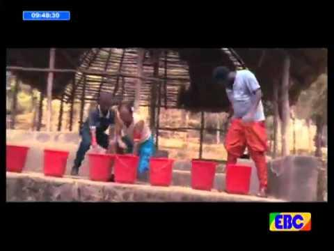 Competition Between Ethiopian Comedians For 100,000Birr Prize | Gena Celebration