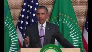 President Obama Ethiopia Speech President Obama Delivers Remarks at the African Union | Ethiopia