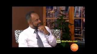 Interview with Artist Abebe Teka Seifu Fantahun Lat Night Show