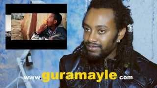 interview with  Comedian Lij Yared Part 1 | Guramayle