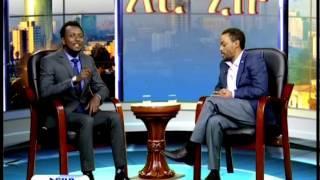 Interview with Elias Melka Part 01  - Arihibu | Talk Show