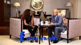 Interview with Gelila Bekele  at Seifu on Ebs  Part 2 | Talk Show
