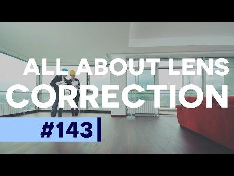 3 Different Lens Correction Photoshop Techniques  | Educational