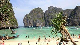 Ko Phi Phi & Railey, Thailand in 4K (Ultra HD)