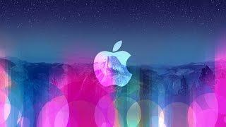 Create a Colorful Apple Wallpaper in Photoshop CC | Educational