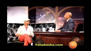 "Solomon Mulugeta ""TechTalk with Solomon"" Host interview with Seifu Fantahun"