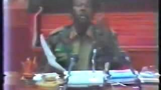 Downfall of Mengistu Hailemaryam