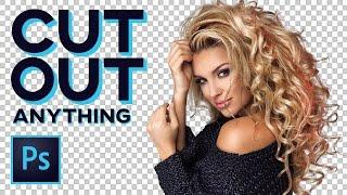 How to Cut Out ANYTHING in Photoshop (10 Tips and Tricks for Making Difficult Selections and Masks)