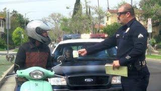 Good Cop Pull Over Prank