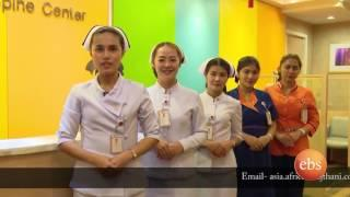 Coverage on Vejthani Hospital in Thailand - New Life | TV Show