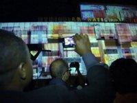 Ethiopia's first ever video-mapping show | Yegna