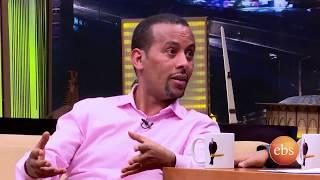 Hailye Tadesse & Abebe Feleke/  Fun Game - Seifu on Ebs | TV Show
