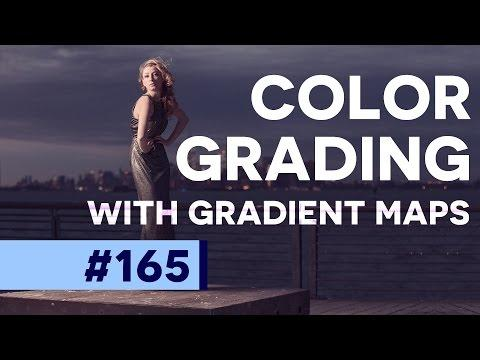 How to Color Grade Your Photos - Photoshop | Educational