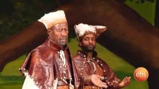Coverage on Yekake Wordewet theater - Part 03 of 04 - Semonun Addis | TV Show