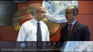 TechTalkSolomon-Season 3 Ep.13 - 11/22/13: Part 2 - Dr. Brook Lakew - NASA Space Scientist & Senior
