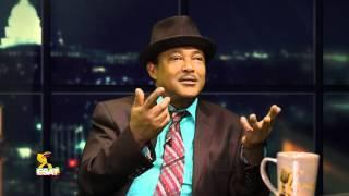 Interview with Comedian  Wondesen Berhanu --Part1  | Tamagne Show