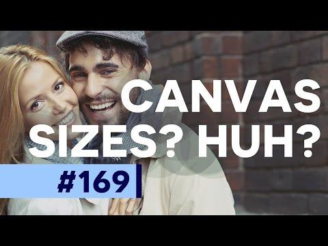 Canvas Size & Expanding your PSD - Photoshop | Educational