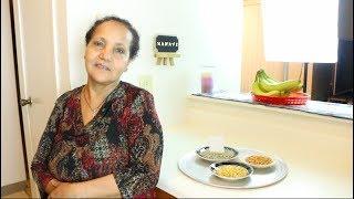 Ethiopian Food - How to Prepare Nech Shiro Part 1 - የነጭ ሽሮ አዘገጃጀት ክፍል 1 | Food