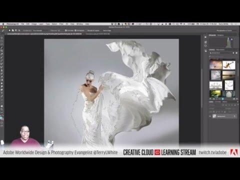 Introduction To Adobe Photoshop CC - Pt 02 - Making Selections | Tutorial