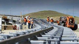 Ethiopia's One of Africa's Game-Changing Projects - The Addis Ababa-Djibouti Railway Project
