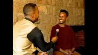 Teddy Afro Interview in 1997 E.C about his work Haile and Kenenisa
