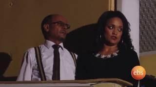 Coverage on Engda Theater - Semonun Addis | TV Show
