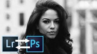 Roundtrip Lightroom to Photoshop Editing Workflow | Educational
