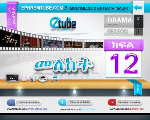 Meleket -- Part 12   Drama