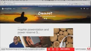 How To Build Websites with Adobe Muse CC - Pt 3 - Widgets