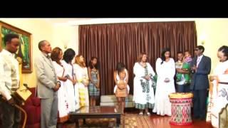 Teddy Afro on EBS Easter / Fasika - Part 1   Special Program