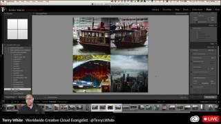 How To Create Custom Print and Social Media Templates in Lightroom CC | Educational